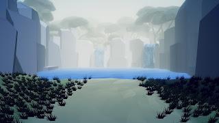 Drowning Game PS Vita Wallpaper