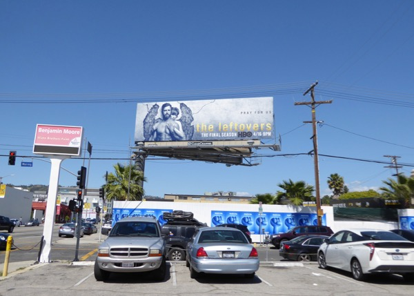 Leftovers season 3 billboard