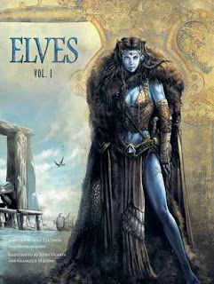 Elves by Jean-Luc Istin, Kyko Duarte (Illustrations), Nicolas Jarry, Gianluca Maconi (Illustrator) comics Graphic novel