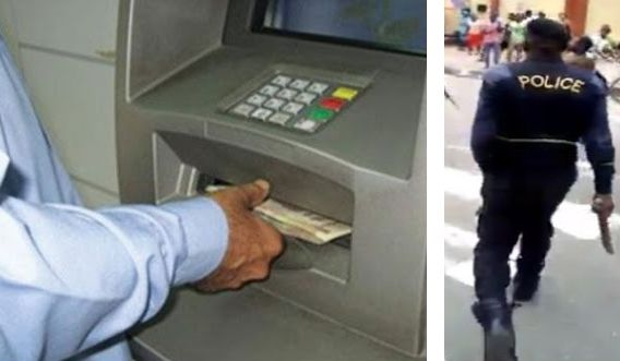 Policemen Forced Man At Gun Point To Withdraw N140,000 from ATM in Lagos