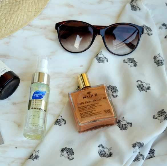 Must Have Summer Vacation Beauty Products