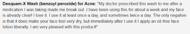 benzoyl peroxide for acne review 2