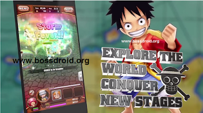 Download One Piece Thousand Storm Mod Full Apk