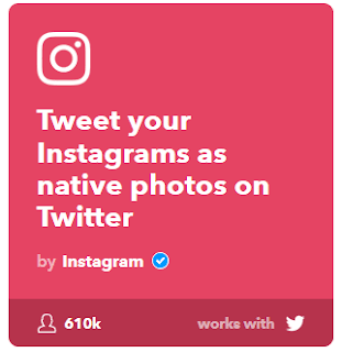 Condividere immagine Instagram su Twitter