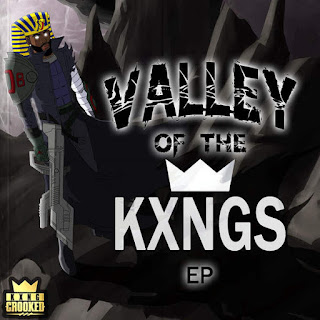 KXNG Crooked - Valley Of The KXNGS (EP) (2016) - Album Download, Itunes Cover, Official Cover, Album CD Cover Art, Tracklist