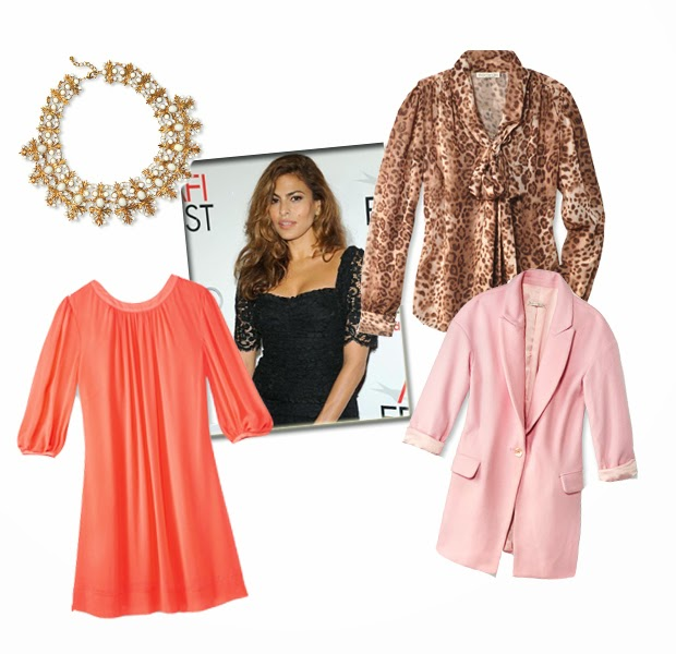 Eva Mendes Clothing Li...