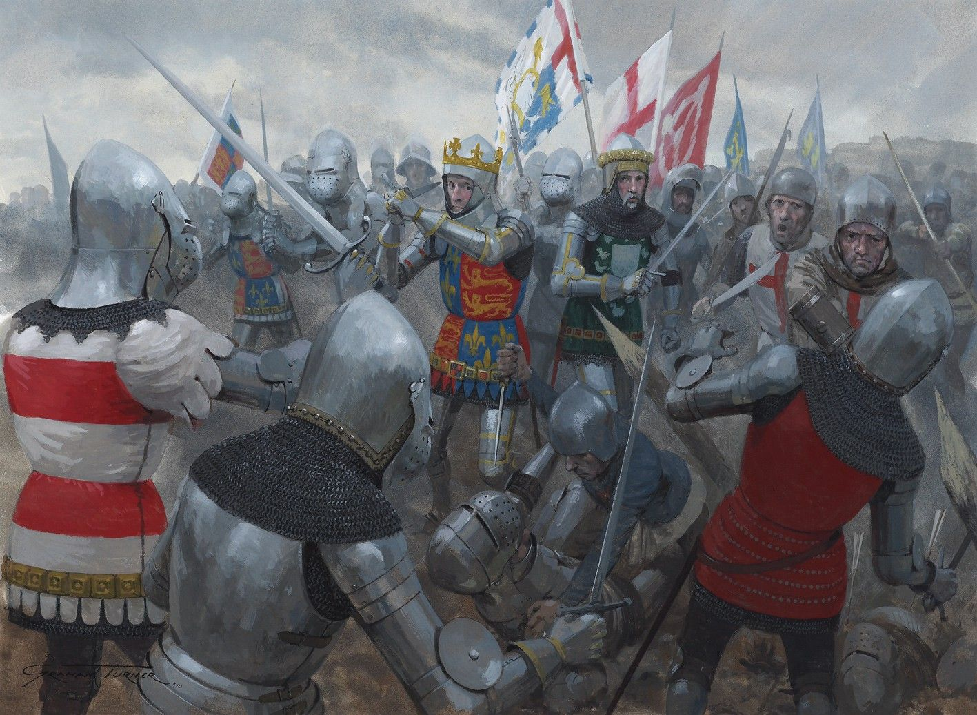 The Battle of Agincourt Revisited