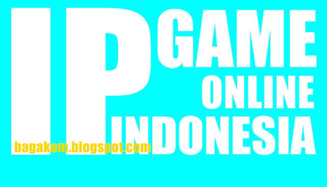 Daftar IP Game Indonesia Terbaru Revisi Mei 2016