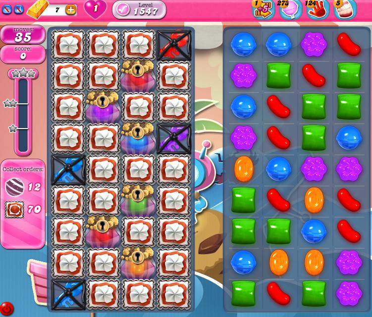 Candy Crush Saga 1547