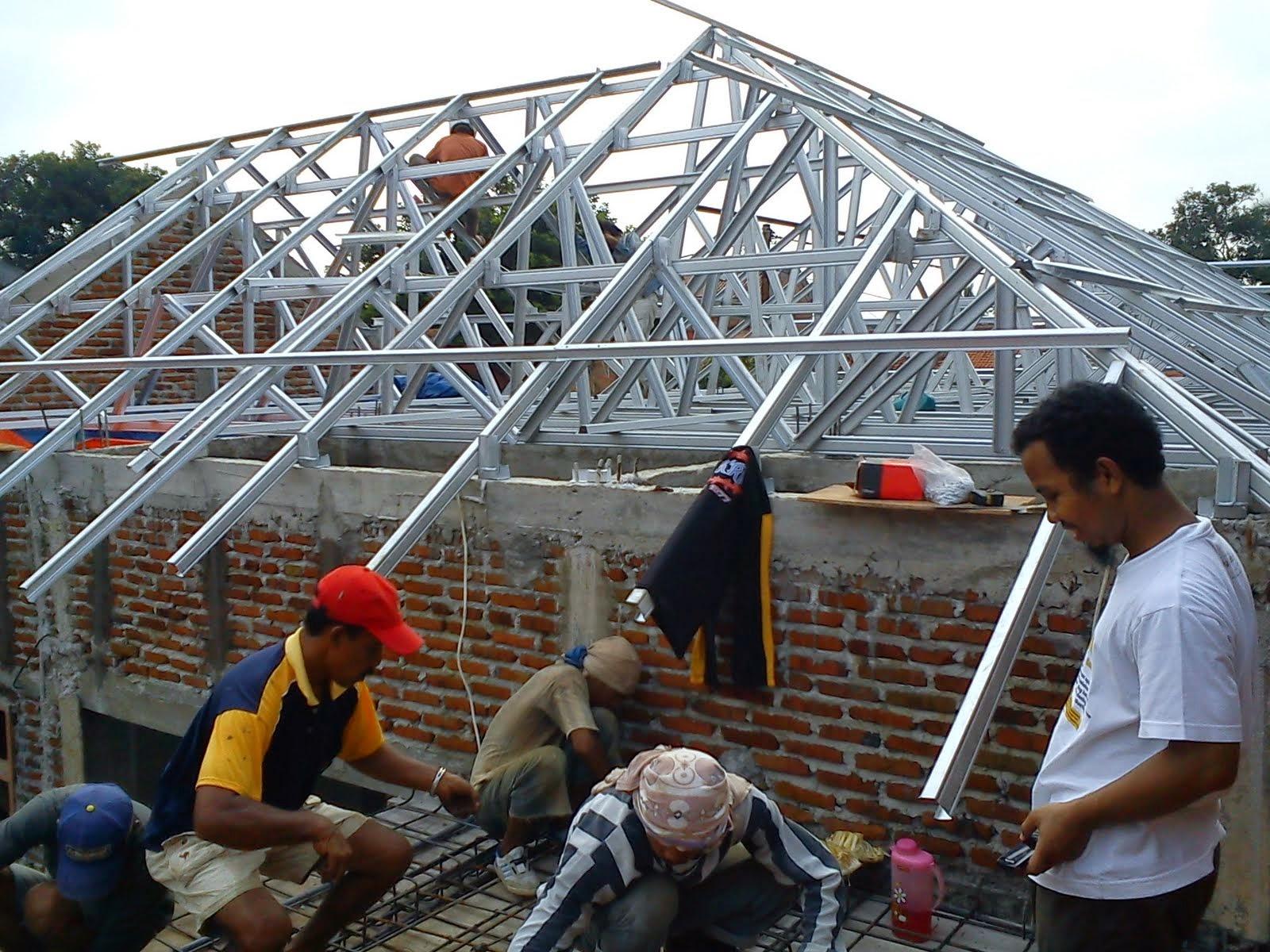Jasa Pemasangan Baja Ringan Di Jogja Atap Yogyakarta Pasang