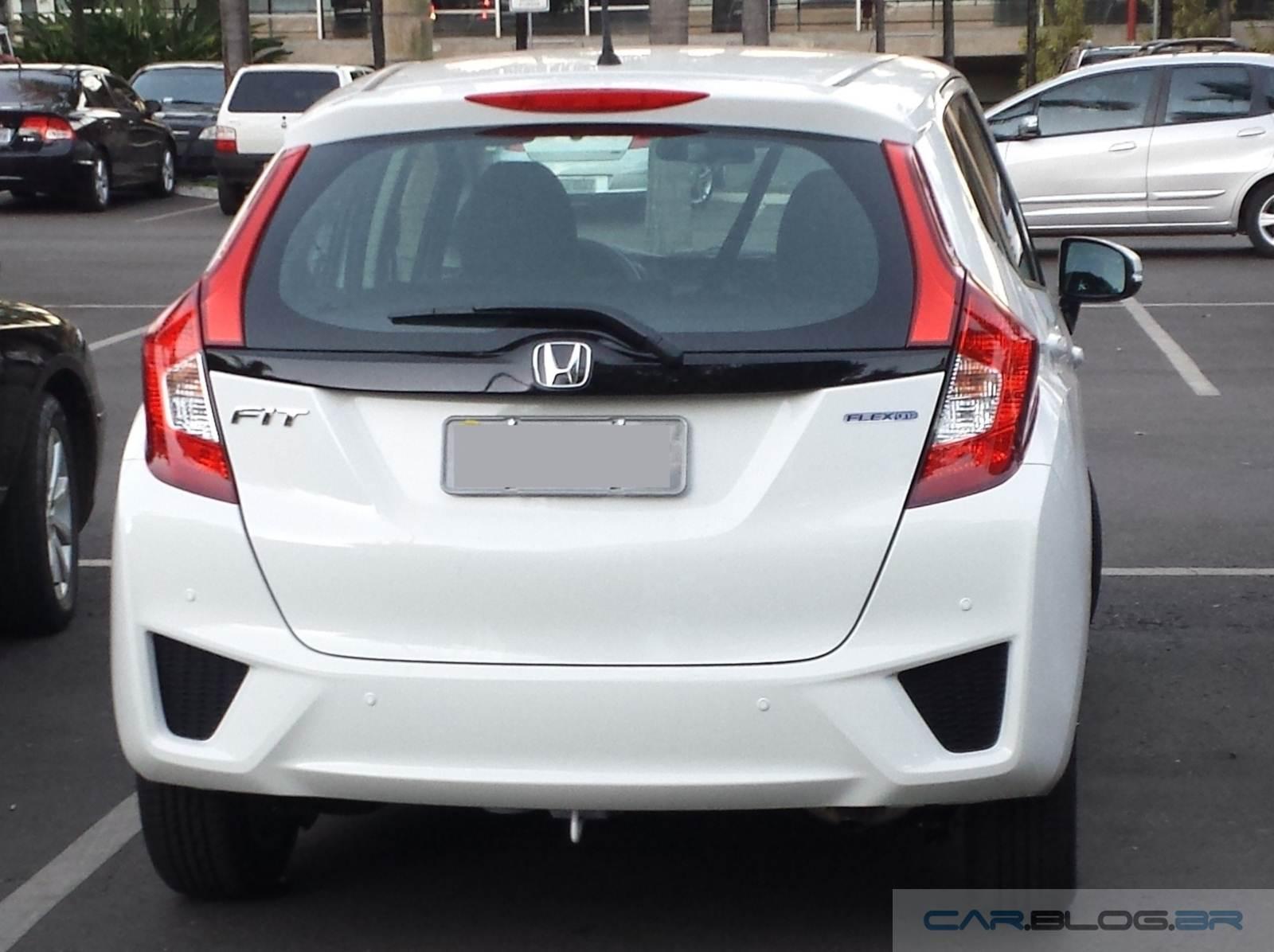Lovely Novo Honda Fit LX CVT Automático 2015