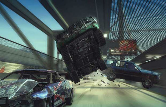 New Burnout Game is ready
