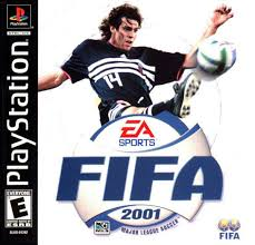 FIFA 2001 - PS1 - ISOs Download