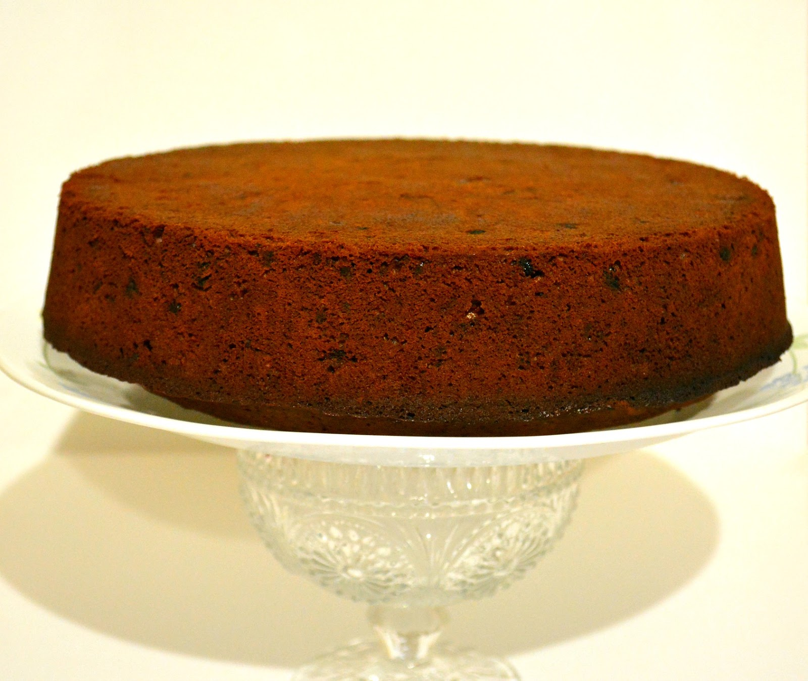 Kerala Plum Cake Recipe / Christmas Fruit Cake Recipe