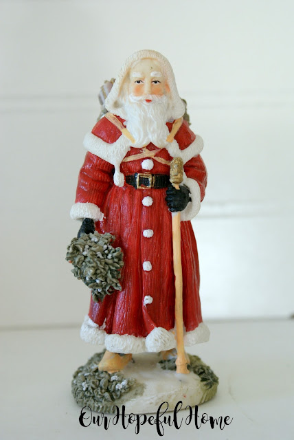 French Santa Pere Noel Christmas International Santa Claus Collection 1993