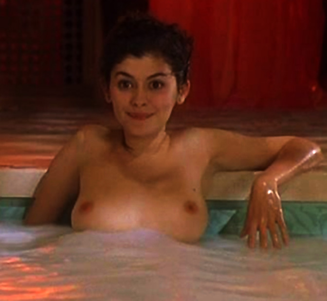 Audrey tautou naked massage butt topless sex scenes