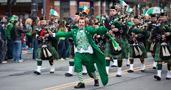 Saint Patrick Day Parade Live USA (NYC, San Francisco ...