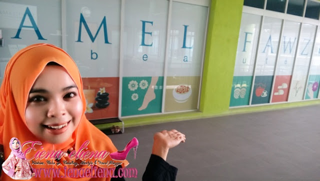 Rawatan Mesotherapy V-Shape Lifting & Firming di Amel Fawz Beauty & Spa