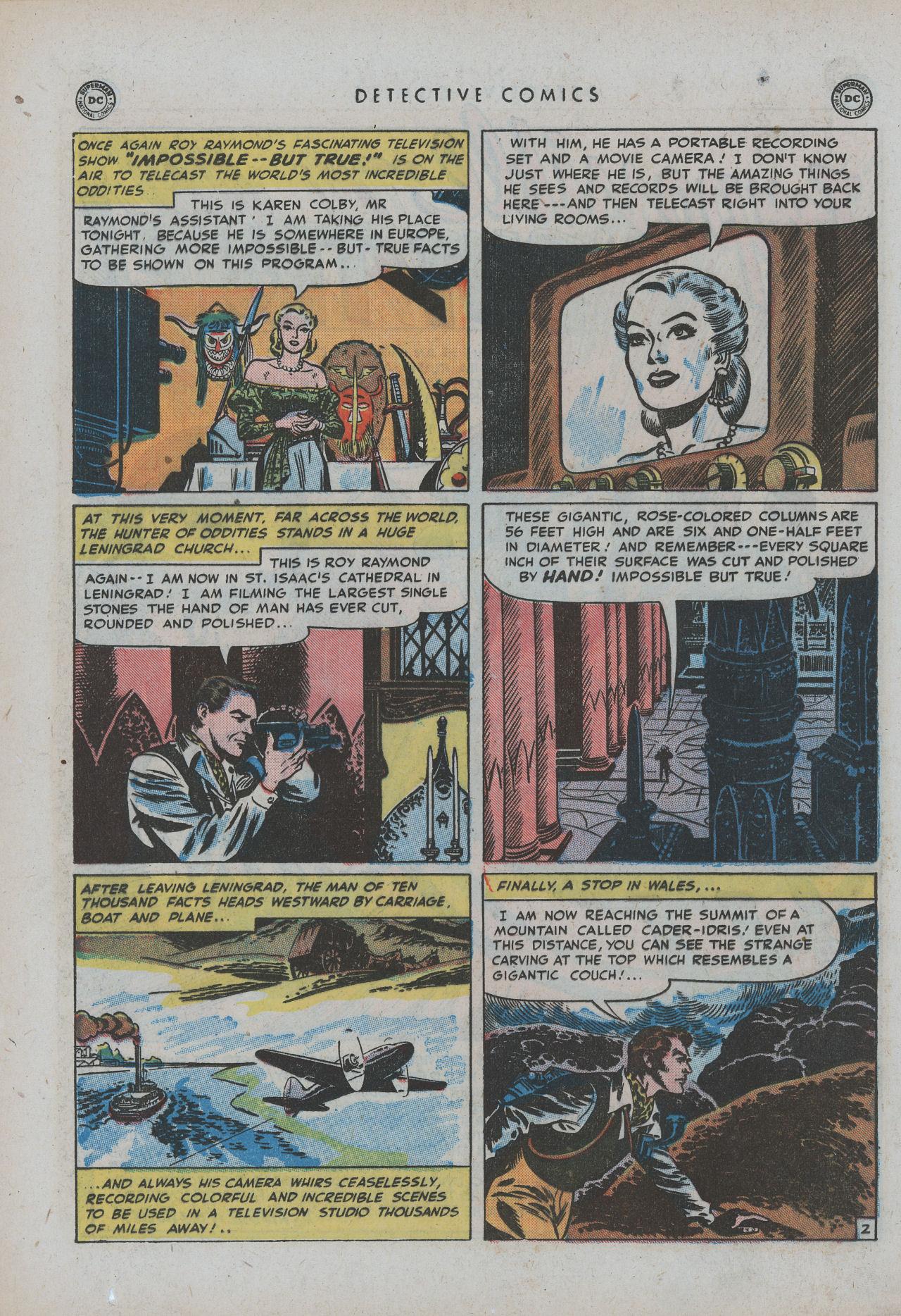 Read online Detective Comics (1937) comic -  Issue #154 - 18