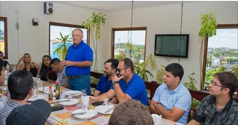 Assessor de comunicação de Delmiro Gouveia promove encontro com a imprensa