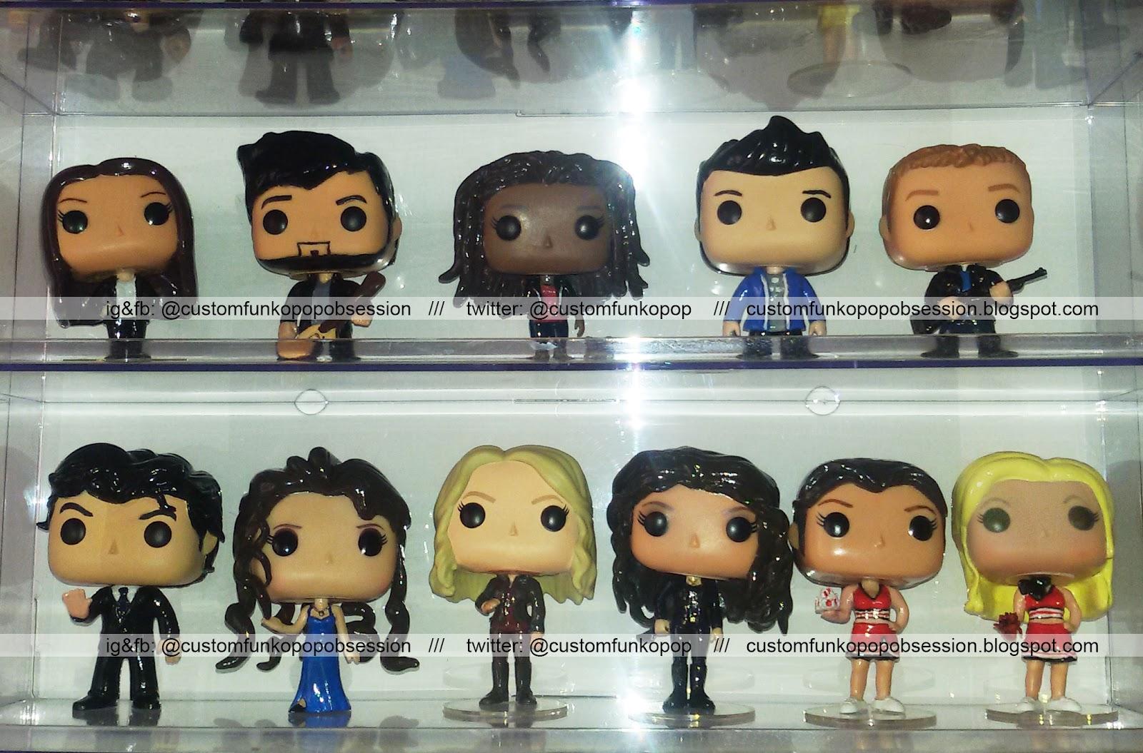 The Vampire Diaries Amp The Originals Custom Funko Pops