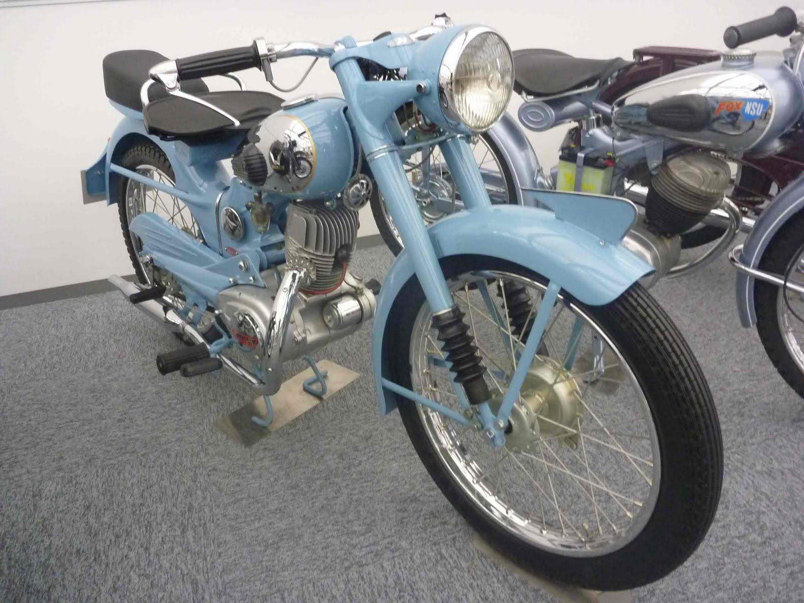 Honda Benly J