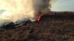 ISU Dolj: Măsuri de arderea a vegetaţiei uscate