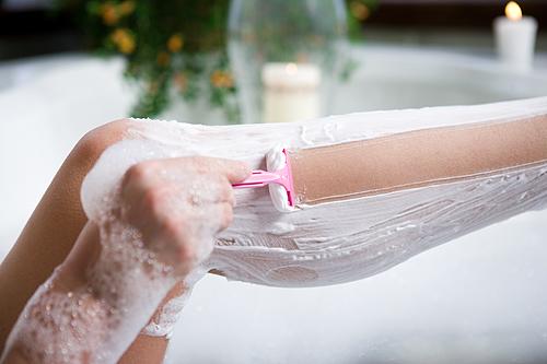 remedios caseros para piel con granitos en las piernas