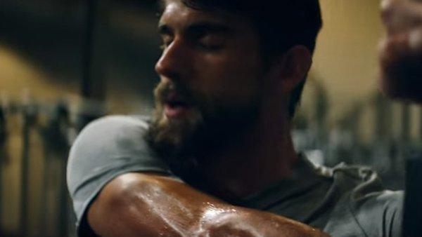 Under Armour activa los Juegos de Río con Phelps