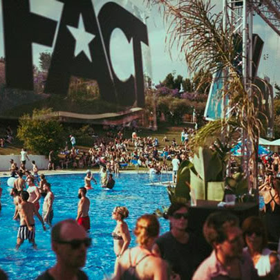 FACT Pool Party pela Watergate e a LX Music