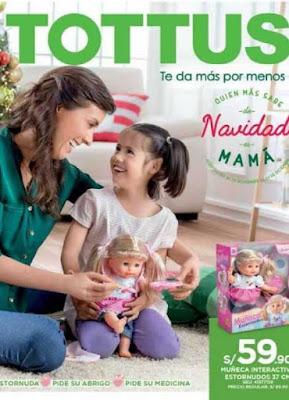 Catalogo tottus adornos  y juguetes  de navidad 2017