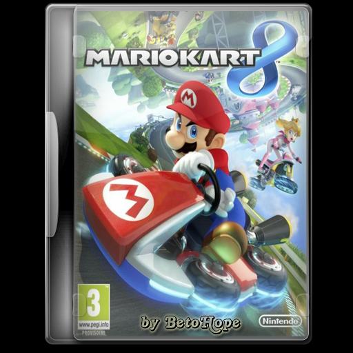 Mario Kart 8 Emulado a PC
