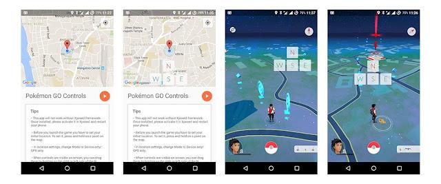 Cara Menggunakan Pokemon GO Controls Fake GPS, Fake GPS POkemon GO Terbaru Menggunakan Pokemon GO Controls, Cara Menggunakan Fake GPS Pokemon Go Controls Terbaru Work, Fake GPS Pokemon GO Terbaru Work Agustus Juni 2016.