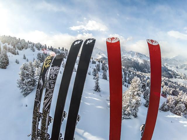 K2 Ski Iron Maiden Zillertal