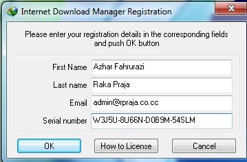 how to register idm free for windows 7
