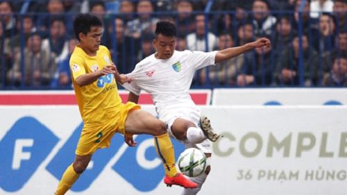 Hà Nội T&T thắng Thanh Hóa với tỷ số 5-2
