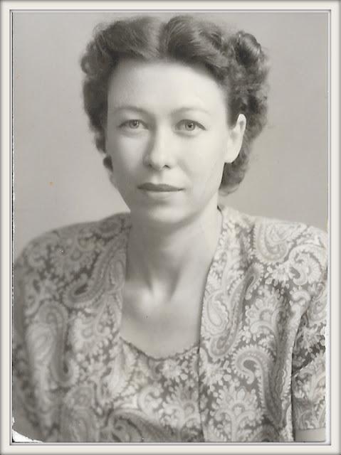 Natalia Feodosievna Mitrofanenko aka Natalie F. Vasilev, 1958, San Francisco, California.
