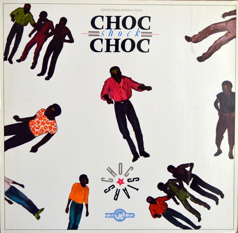 Orchestre Anti-Choc L'Orchestre Anti-Choc Anti - Choc - Tout - Choc Paris Londres Bruxelles Genève 89