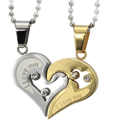 promise rings, valentines day gift for him and her, promise pendant