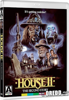 House II 1987 Dual Audio 720p BRRip 900mb