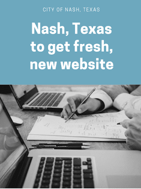 Nash to get new city website featuring online payment options