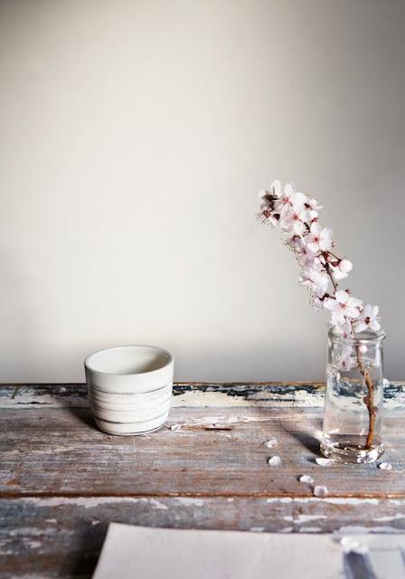 Décorer avec des bouquets de fleurs