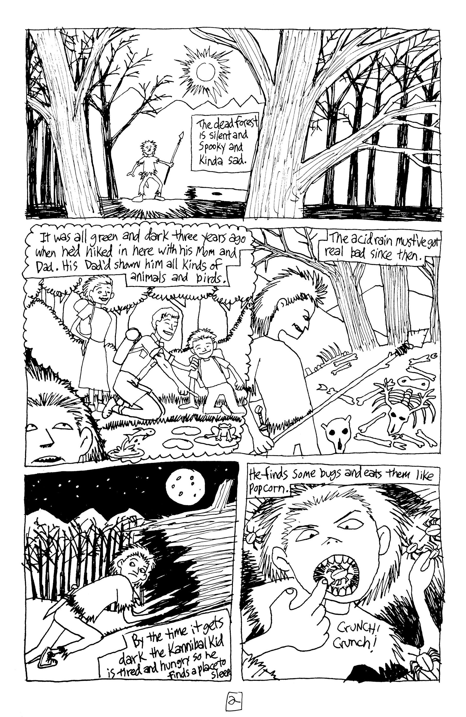Read online Animal Man (1988) comic -  Issue #56 - 52