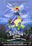 Pokemon Movie 4: Celebi Và Cuộc Gặp Gỡ Vượt Thời Gian - Pokemon Movie 4: Celebi Voice Of The Forest