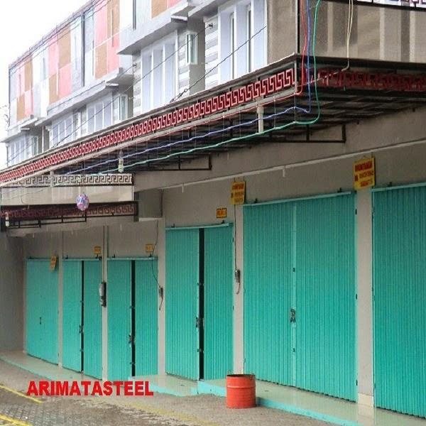 gambar untuk harga folding gate Tangerang