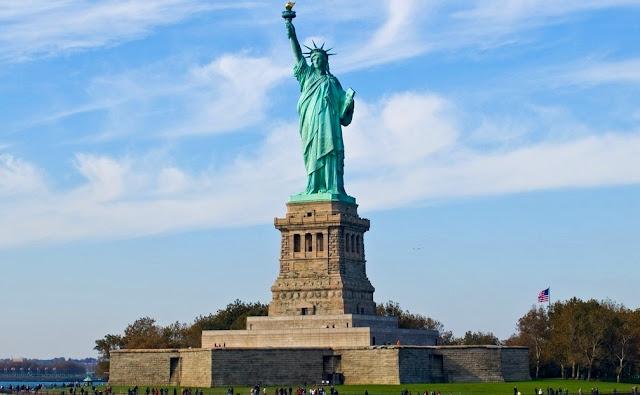 Tempat Wisata Patung Liberty Amerika Serikat