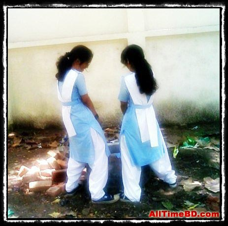 BD School girl funny picture