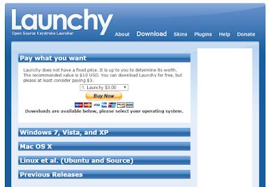 قم بالبحث في كل البرامج على جهازك وتشغيلها بسرعة وسهولة مع اداة launchy الخارقة