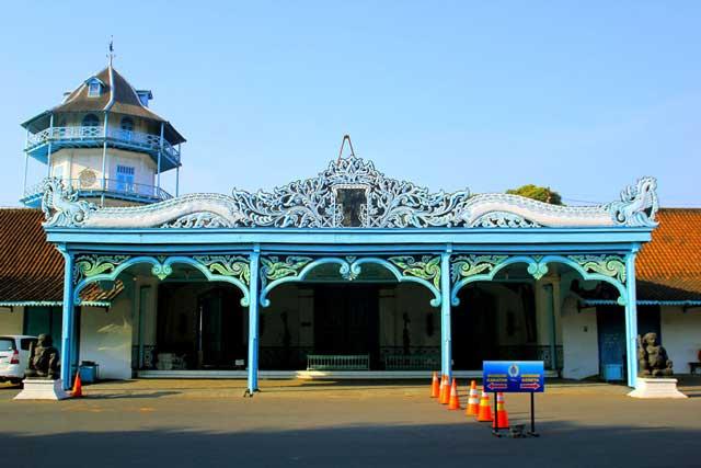 Objek Wisata Keraton Surakarta