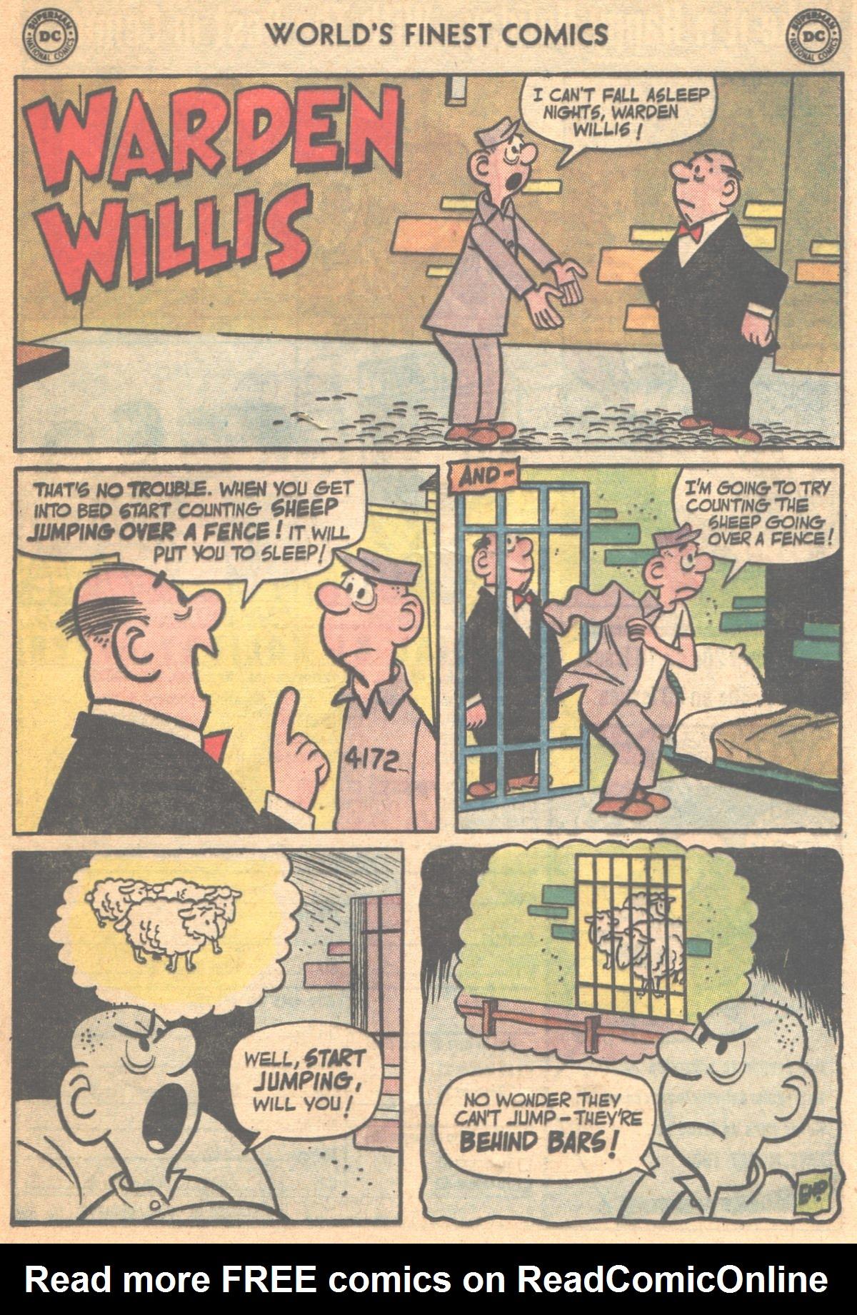 Read online World's Finest Comics comic -  Issue #147 - 33